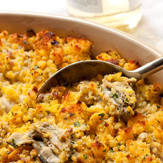 Cornbread and Oyster Stuffing