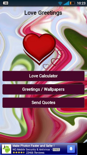Love Greetings HD