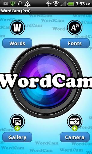 WordCam PRO