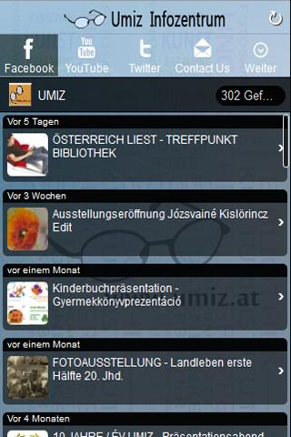 UMIZ-Infozentrum