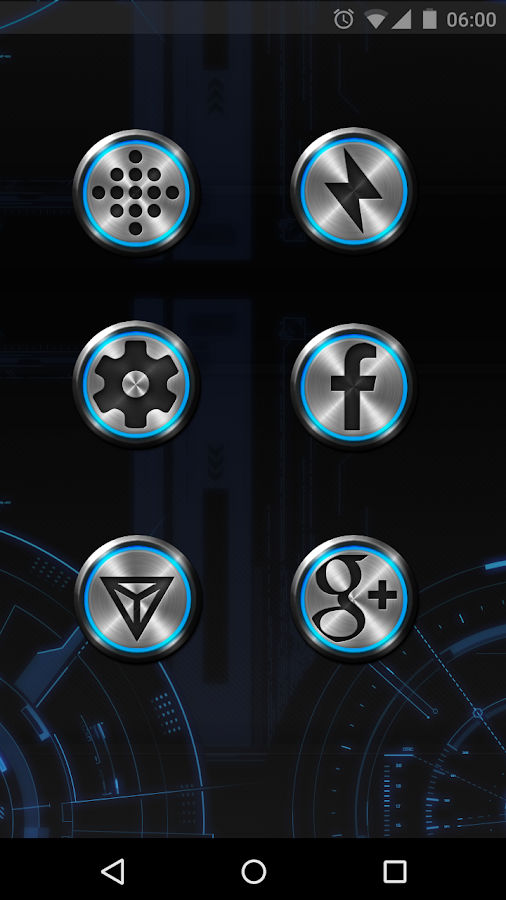 Team Special Force - Icons Screenshot 0