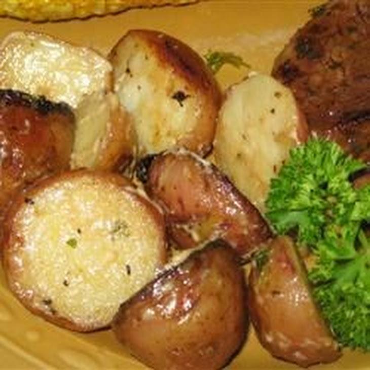 Grilled Mustard Potato Salad Recipe | Yummly