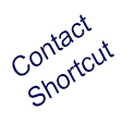 Contact shortcut widget icon