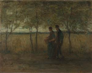 RIJKS: Jozef Israëls: painting 1911
