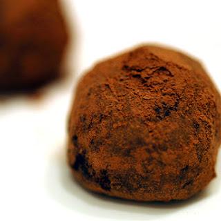 Chocolate Orange Truffles Recipes