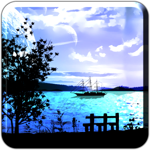 Lake View Scene LITE 個人化 App LOGO-APP開箱王