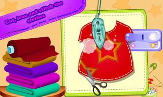 Screenshot of Little Tailor