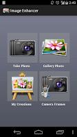 Screenshot of Image Enhancer