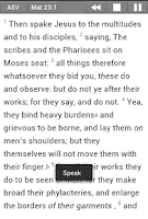 Screenshot of Bible Offline for Android FREE