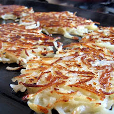 Potato Pancakes/Latkes  for the Holidays (Channukah)
