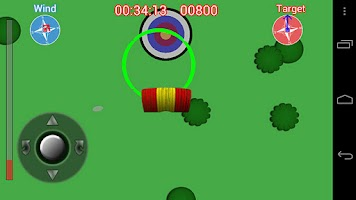 Screenshot of Skydiving Game