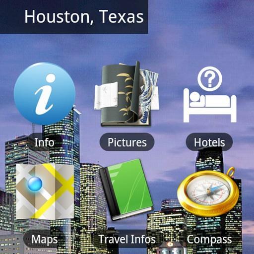 ヒューストン、テキサス州 旅遊 App LOGO-硬是要APP