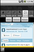 Screenshot of Louie Vega by mix.dj