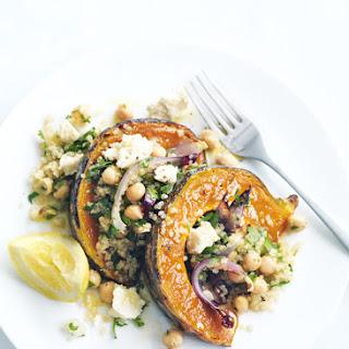 Pumpkin And Feta Salad Recipes