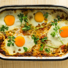 Lean Lentils 'n Eggs Breakfast Recipes