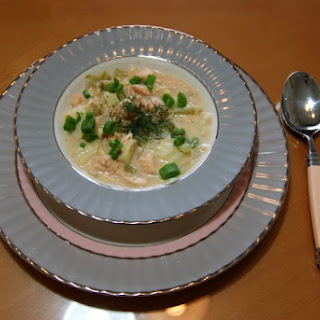 Salmon Chowder With Evaporated Milk Recipes