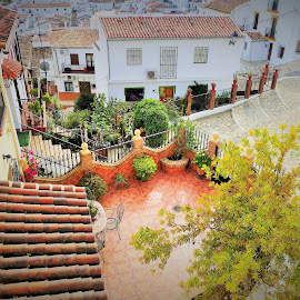 Andalusian Remix by Laura Di Lembo - Buildings & Architecture Homes ( charm, andalusia, old world, spain, ronda,  )