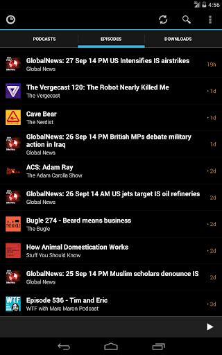 Podkicker Pro - screenshot