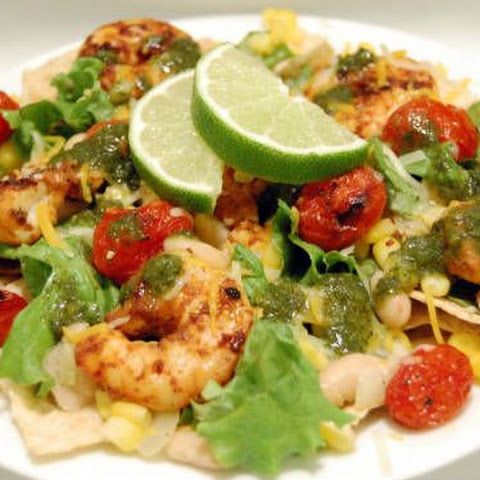 Shrimp Taco Salad