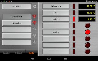 Screenshot of Arduino Home