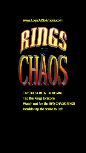 Rings of Chaos