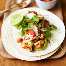 Cooking with kids: Fajitas