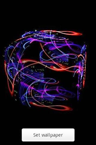 三維燈 1