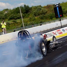 Smokin by Jon Pierce - News & Events Sports ( racing, cars, dragsters )