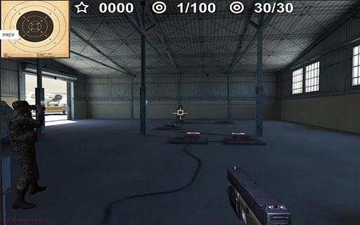 Arma II: Firing Range THD