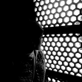 Towards the light...Towards the knowledge... by Sowmya Beena - Novices Only Portraits & People (  )