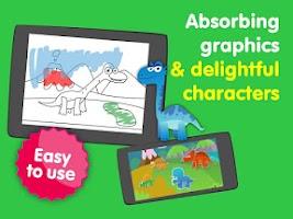 Screenshot of Dino kids - Dinosaurs games
