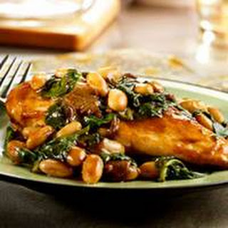 Balsamic Chicken With Spinach Recipes