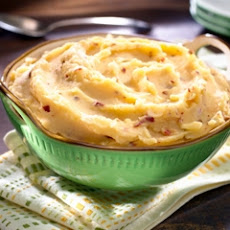 Savory Mashed Potatoes with Chipotle