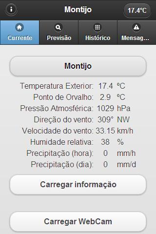 Weather Montijo