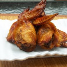 Bison-Stuffed Smoked Wings Recipe