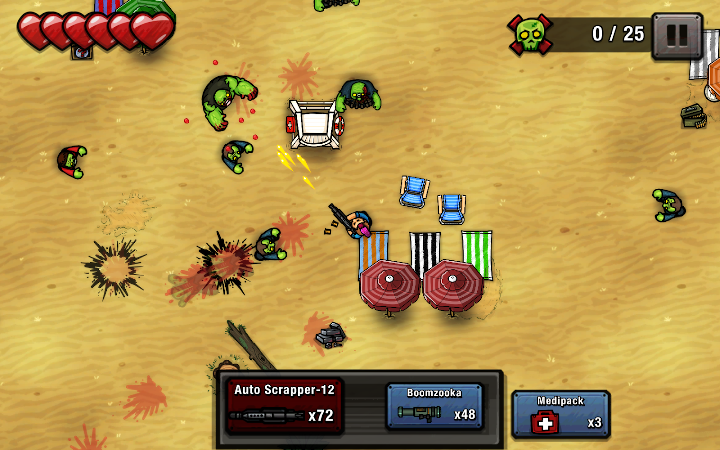 Zombie Scrapper Screenshot 13