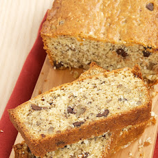 Chocolate, Coconut, and Pecan Bread
