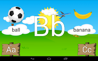 Screenshot of Learn the Alphabet Kids ABCs