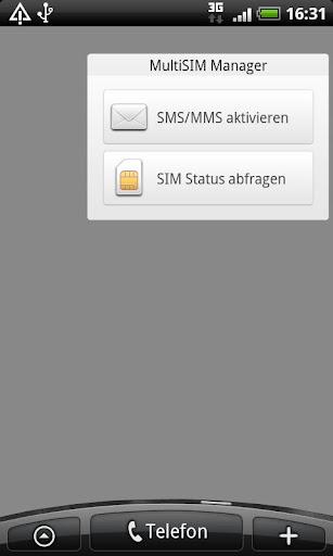 MultiSIM Manager