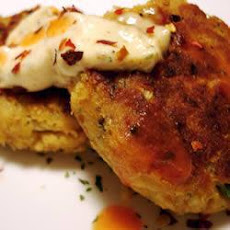 Easy Salmon Fish Cakes