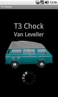 Screenshot of Camper Van Leveller