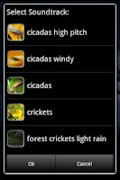 Screenshot of Crickets