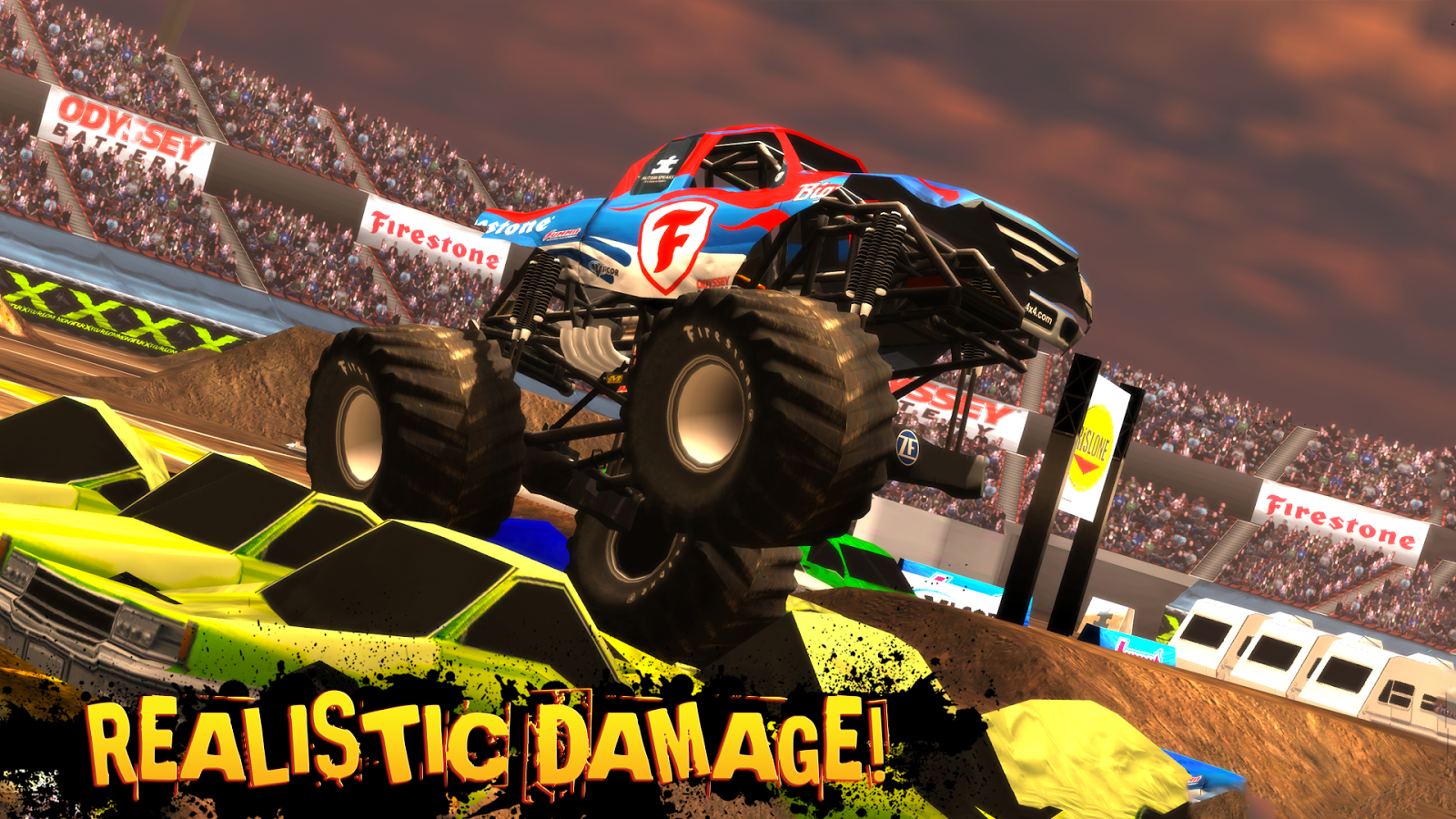 Monster Truck Destruction™ Screenshot 9