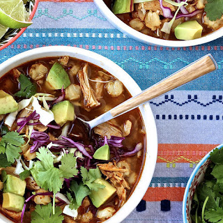 Chicken Posole Soup Recipes