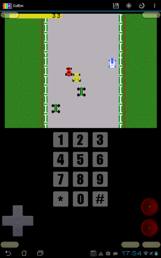 ColEm Deluxe - Coleco Emulator Screenshot 11