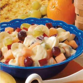 Breakfast Fruit Salad Cantaloupe Recipes