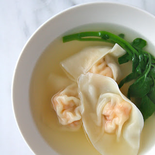 Shrimp Wonton Soup Recipes