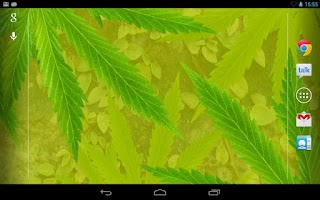 Screenshot of MaryJane Live Wallpaper