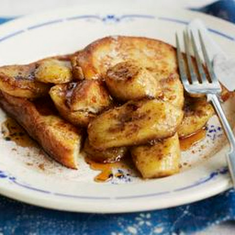 Banana French Toast French Toast With Bananas And
