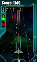Screenshot of Galactic Striker 3D Free